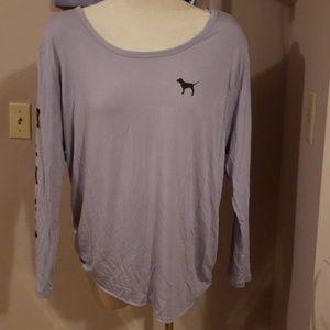 VS PINK shirt size L